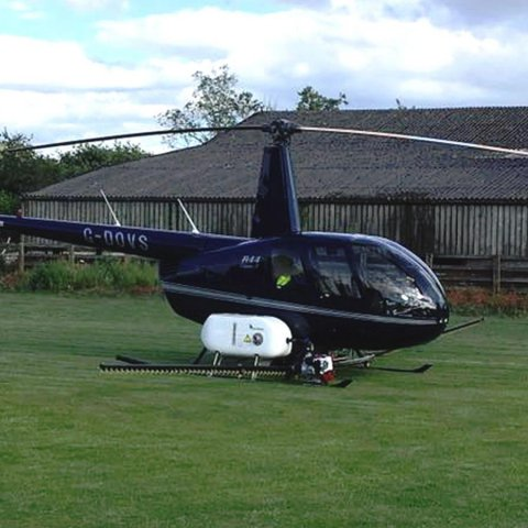Helicopters For Agricultural Projects
